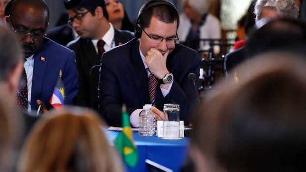 """La Organización de los Estados Americanos condenó el martes la """"farsa electoral"""" del régimen de Nicolás Maduro. (EFE)"""