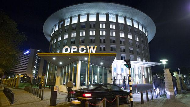 Sede de la Organización para la Prohibición de las Armas Químoias (OPAQ) en La Haya. (CC)