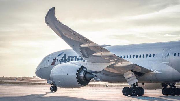 La compañía tiene previsto retomar los vuelos a la capital cubana a principios de diciembre desde Boston, Nueva York, Orlando, Philadelphia, Tampa y Washington. (American Airlines)
