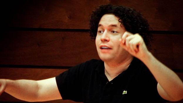 Dudamel es director de la Orquesta Filarmónica de Los Ángeles, de la Sinfónica de Gotemburgo y de la Sinfónica Simón Bolívar. (Flickr)