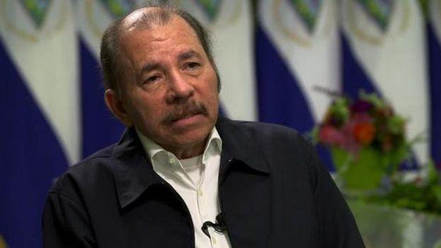 Ortega señaló este lunes en una entrevista en 'CNN' en español que está dispuesto a convocar elecciones. (CNNEE)