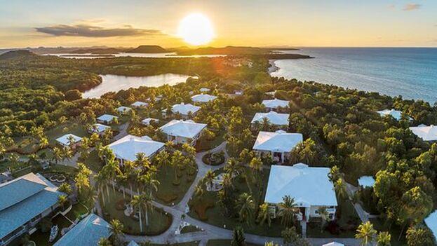 El hotel Paradisus Rio de Oro está ubicado en terrenos que pertenecieron a los Sánchez Hill. (Meliá)