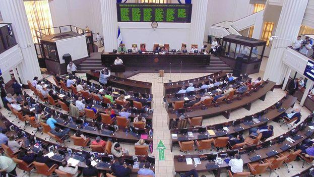 El Parlamento de Nicaragua. (Facebook)