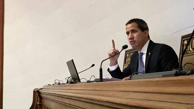 El jefe del Parlamento afirma que ya toda Venezuela sabe cuál es su postura sobre la presunta corrupción de sus allegados. (AsambleaVE)