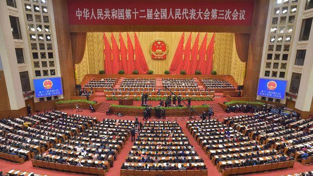 El Parlamento chino aprobó este lunes una restrictiva ley de ciberseguridad. (CC)