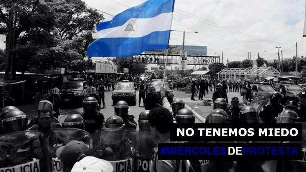 El Partido Liberal Independiente llama a sus militantes a nuevas jornadas de protesta. (Facebook/PLI)