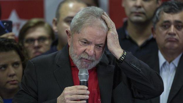 El Partido de los Trabajadores asegura que no tiene planes para presentar a otro candidato a las elecciones que no sea Lula da Silva. (EFE)