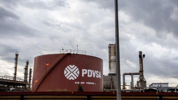 La Pdvsa y sus empresas mixtas registraron en septiembre una caída en sus exportaciones. (EFE)