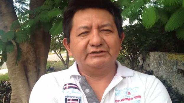 Pedro Celestino Canché Herrera. (Youtube)