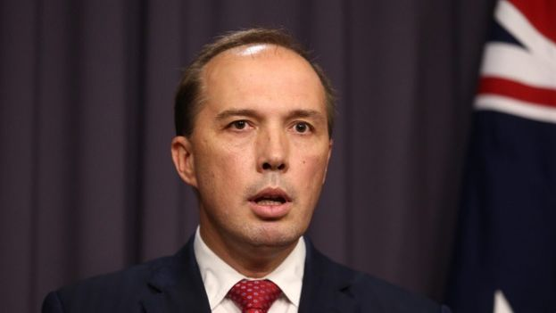 Peter Dutton, ministro de Inmigración australiano