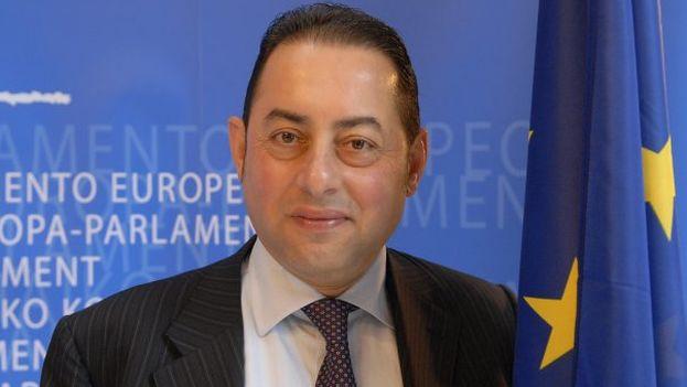 Gianni Pittella, presidente del Grupo de los Socialistas y Demócratas del Parlamento Europeo