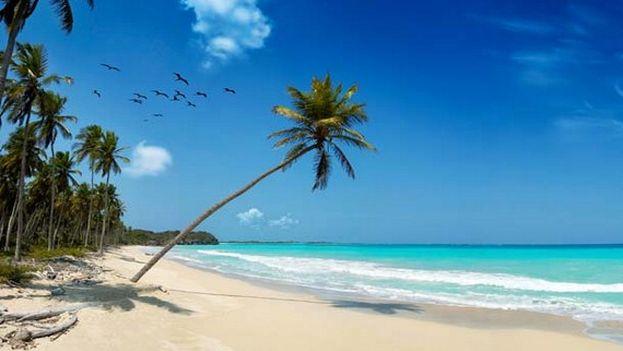 Playa Diani en Kenia (CC)