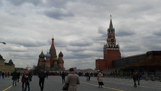 La Plaza Roja de Moscú. (EFE)