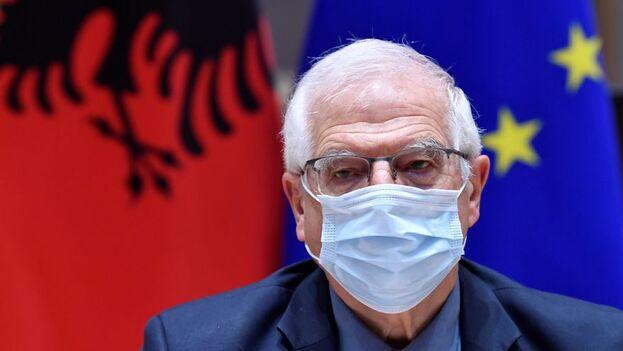 El alto representante para la Política Exterior de la Unión Europea, Josep Borrell. (EFE/EPA/John Thy)