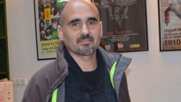 El Consejo Político Nacional de Esquerra Unida del País Valencia decidió apartar de sus cargos al coordinador general de la formación, David Rodríguez. (Las Provincias)