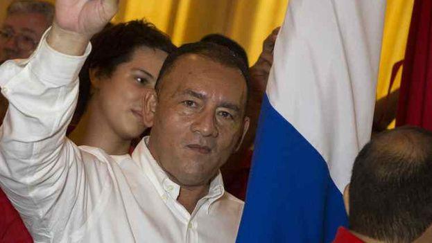 El candidato opositor a la Presidencia de Nicaragua, Maximino Rodríguez. (EFE)
