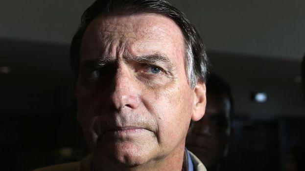 Presidente electo de Brasil, Jair Bolsonaro. (EFE)