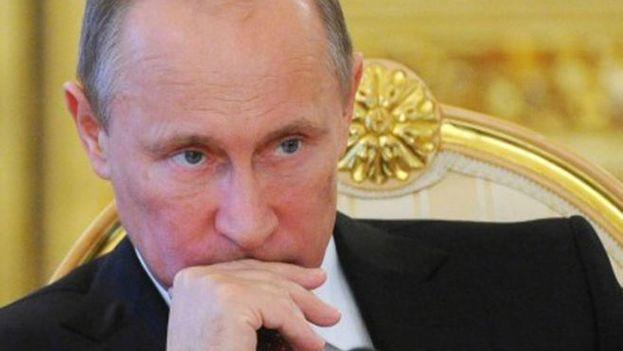 Presidente de Rusia, Vladímir Putin (EFE)