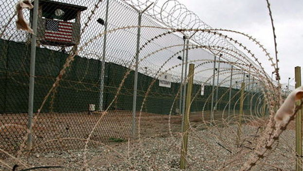 Prisión en la base naval de Guantánamo, Cuba. (EFE)