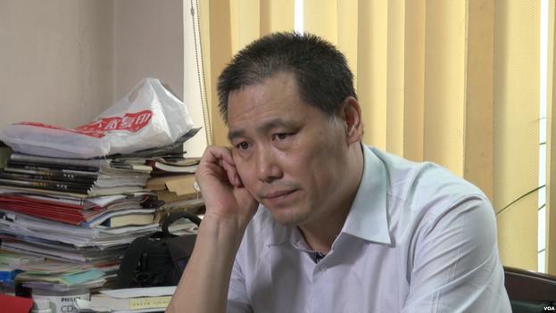 Pu Zhiqiang, es juzgado este lunes 14 de diciembre por intentar expresar libremente su opinión. (CC)