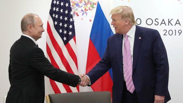 El encuentro bilateral entre Putin y Trump es uno de los momentos más esperados de la cumbre del G20, junto con la que mantendrá con Xi Jinping. (EFE)