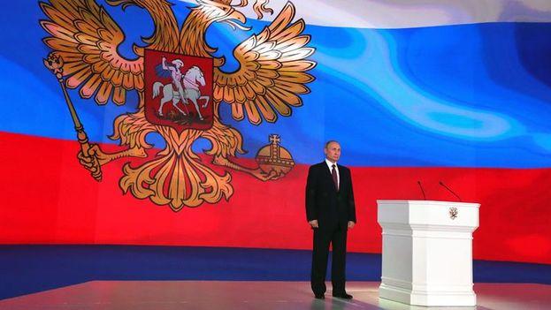 Putin admitió que actualmente 20 de los 146 millones de rusos viven bajo el umbral de la pobreza y se comprometió a reducirlo a la mitad. (EFE)