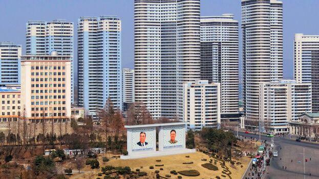 Pyongyang, Corea del Norte (CC)