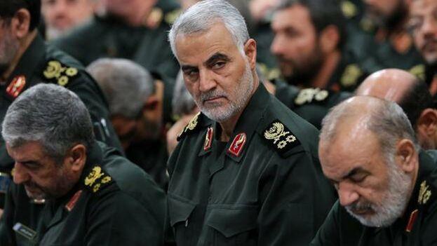 """El ataque contra Qasem Soleimani tenía """"como objetivo disuadir futuros planes de ataques iraníes"""", según el Pentágono. / EFE"""