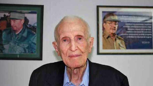 José Ramón Fernández nació en Santiago de Cuba el 4 de noviembre de 1923. (Cubadebate)