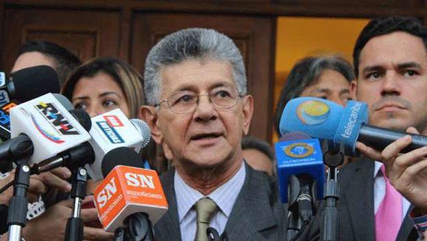 Ramos Allup: Por violaciones a la Constitución China no da más créditos
