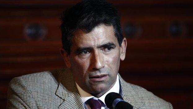 Raúl Sendic pasó buena parte de su vida en Cuba, adonde emigró en 1979 en plena dictadura cívico-militar uruguaya. (EFE)