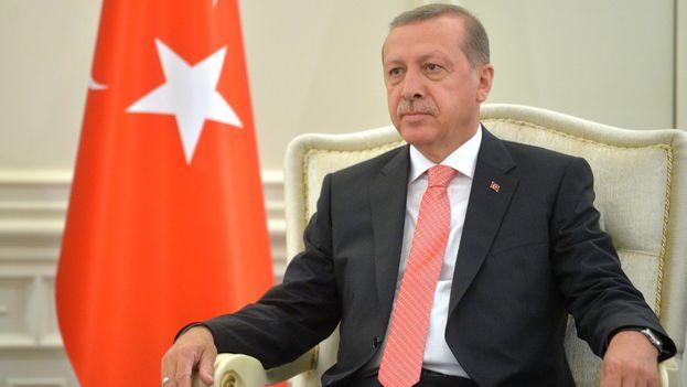 Recep Tayyip Erdogan se convirtió en presidente turco en 2014 después de once años siendo primer ministro. (CC)
