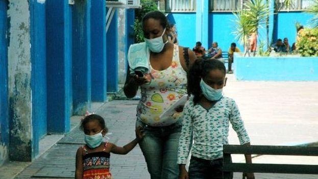 La Red Defendamos la Epidemiología ha denunciado casos de reaparición de enfermedades como la difteria. (La Patilla)