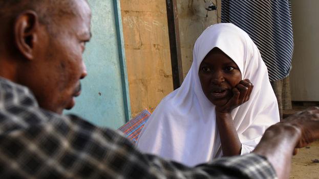 Refugiados nigerianos en Diffa (Níger) en fuga de Boko Haram. (Comisión Europea)
