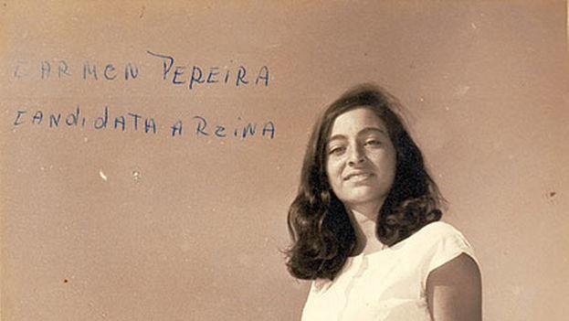 Reinalda Pereira tenía 29 años y estaba embarazada de cinco meses en el momento de su detención, en diciembre de 1976. (Archivo familiar)