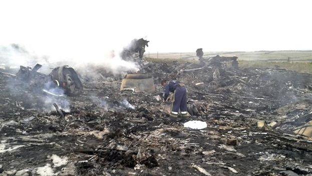 Restos del MH370 siniestrado en 2014 en el que perdieron la vida cerca de 300 personas. (CC)