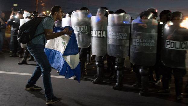 Revolución de abril. (Carlos Herrera/Niú)