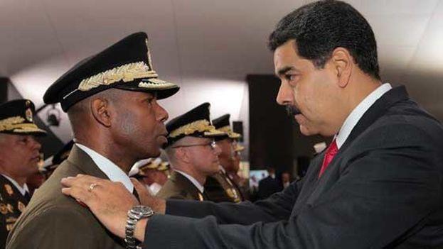 Manuel Ricardo Cristopher Figuera sustituye en el cargo a Gustavo González López. (2001.com.ve)