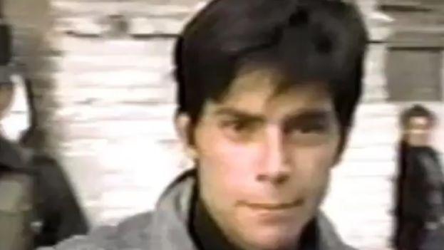 Ricardo Palma Salamanca es el autor material del asesinato del senador Jaime Guzmán, uno de los ideólogos de la dictadura y el principal autor de la Constitución que Pinochet impuso en 1980. (Captura)
