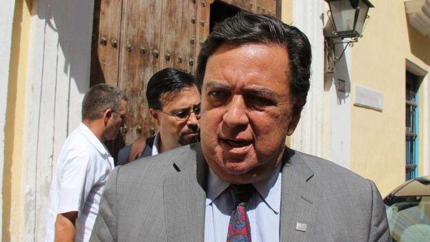 """Richardson discutirá con Maduro """"el estado de los prisioneros estadounidenses y otros asuntos humanitarios"""". (EFE)"""