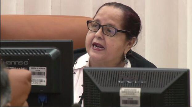 Rita Fletes es el quinto miembro de la Asamblea Nacional en morir en apenas dos meses. (La Prensa)