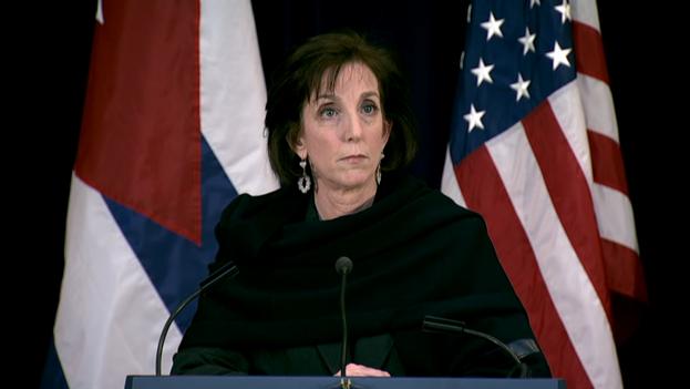 Roberta Jacobson secretaria de Estado adjunta para Asuntos del Hemisferio Occidental (CC)