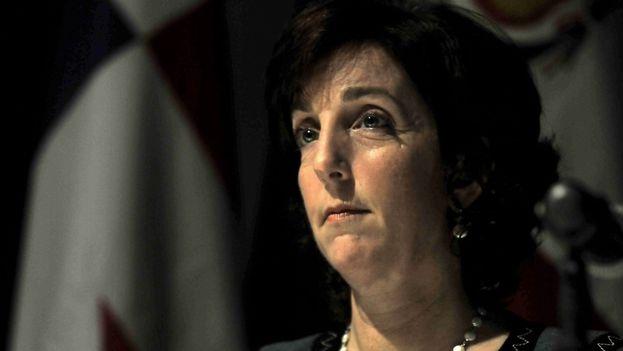 Roberta Jacobson, Secretaria Adjunta para Latinoamérica del Departamento de Estado