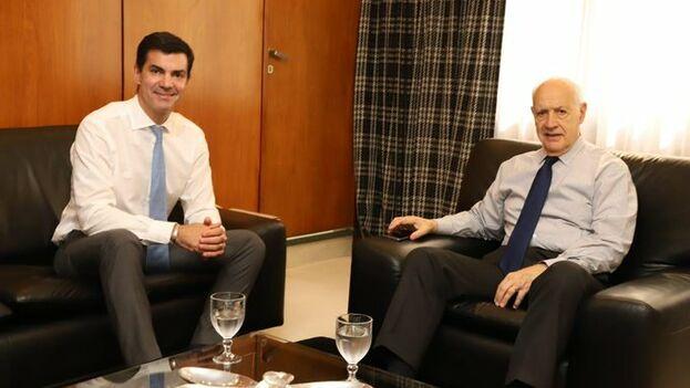 Roberto Lavagna, exministro de Economía, se ha unido a Juan Manuel Urtubey, gobernador de Salta, para crear Consenso Federal, una tercera vía electoral.