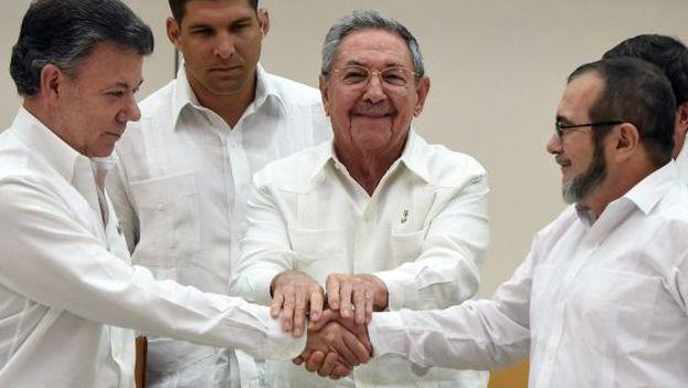 Garante de la Paz en Colombia