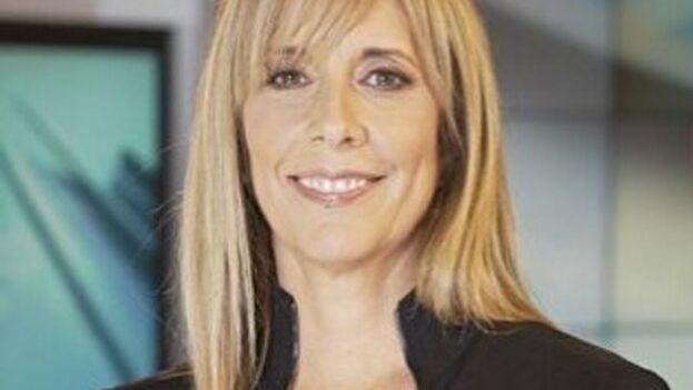 Sylvia Rosabal, nueva responsable de la Oficina de Transmisiones a Cuba, que rige las operaciones Radio y TV Martí. (Twitter/@sylviarosabal)
