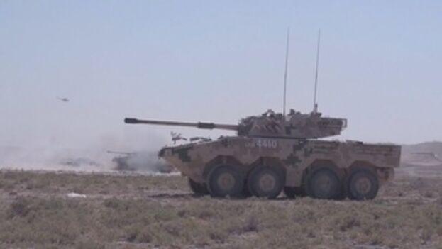 Rusia y China sostienen que están apoyando la paz y seguridad en la zona ante la marcha de occidente. (Youtube/EFE)