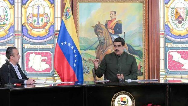 Nicolás Maduro dijo que el default nunca llegará a Venezuela