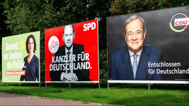 El SPD ha sabido aprovechar en la figura de Olaf Scholz la debilidad de liderazgo de los conservadores. (CC)