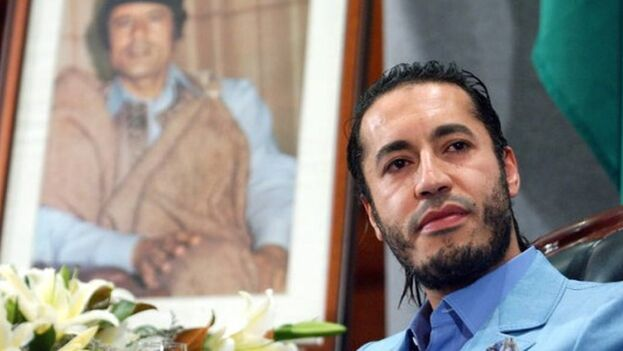 Al Saadi Gadafi, del que se desconoce su verdadero paradero. (EFE)